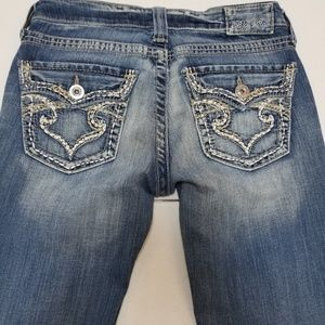 Big Star Jeans Remy Low Rise Boot Tag Size 26 L